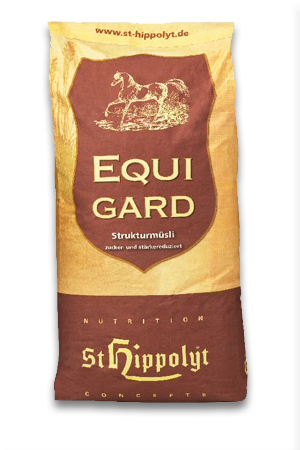 St. Hippolyt EquiGard    Classic (Pellets) 25 kg